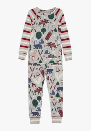 KIDS WINTER TRADITIONS SET - Pyjama set - grey
