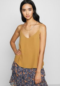 Cotton On - ASTRID CAMI - Top - spruce yellow - 5