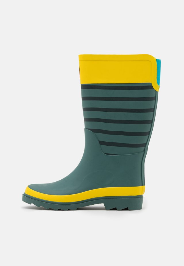 KRULLER STEVEL - Wellies - sagebrush green
