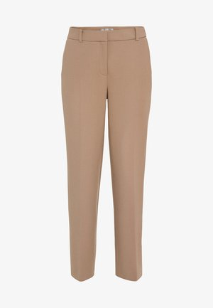 Trousers - camel