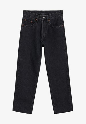 HAVANA - Straight leg jeans - black denim