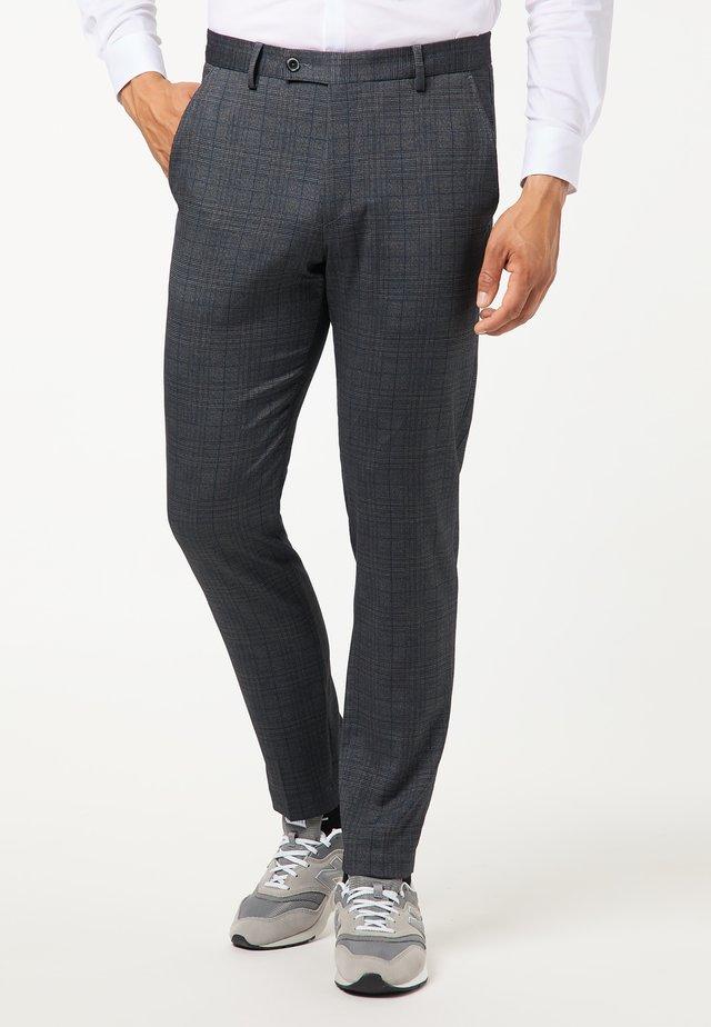 Pantalon de costume - grau