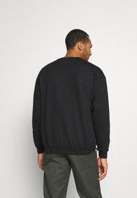 Topman - SEOUL  - Sweatshirt - black - 2