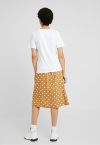 Minimum - SKIRT - A-line skirt - tobacco brown - 2