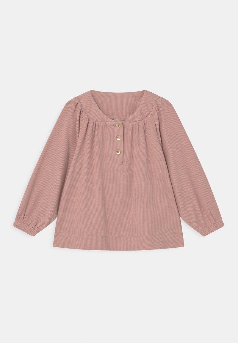 Name it - NMFDIDDELINE - Langærmede T-shirts - light pink