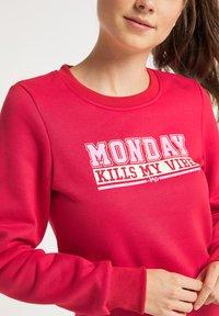 myMo - Sweatshirt - rot - 3