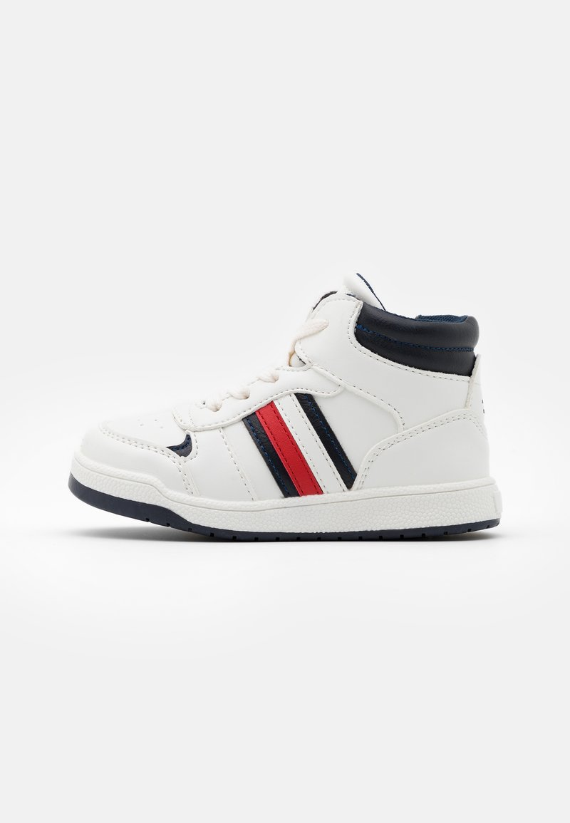 Tommy Hilfiger - High-top trainers - white/blue