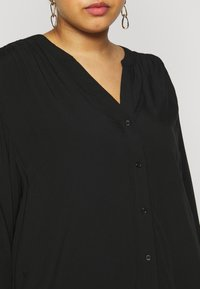 ONLY Carmakoma - CARANITA - Blouse - black - 5
