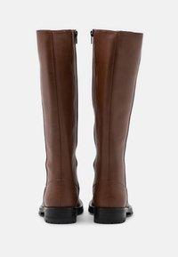 NAE Vegan Shoes - LOU VEGAN - Saappaat - brown - 3