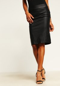 Morgan - JILI - Pencil skirt - noir - 0