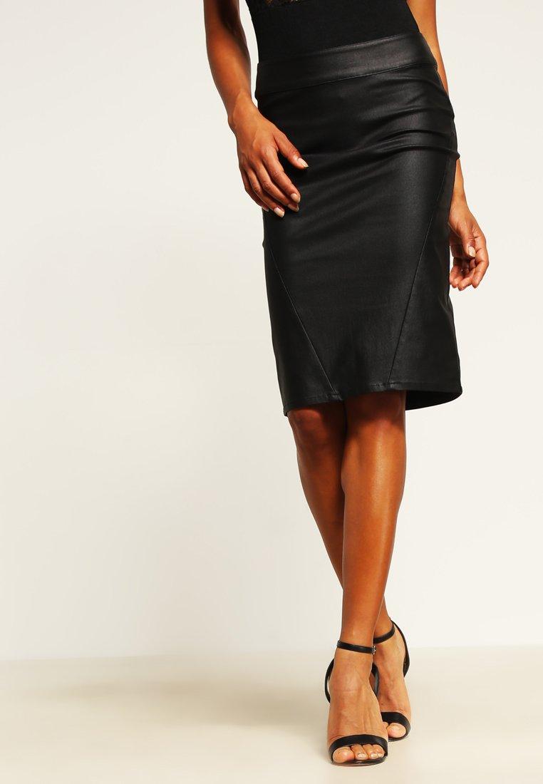 Morgan - JILI - Pencil skirt - noir