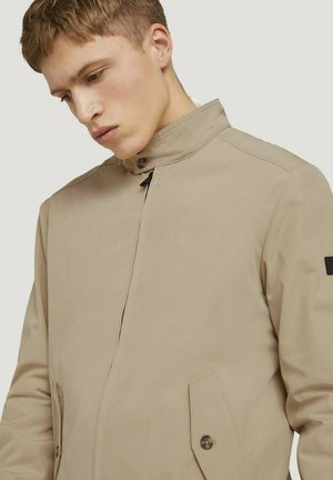 Light jacket - smoked beige