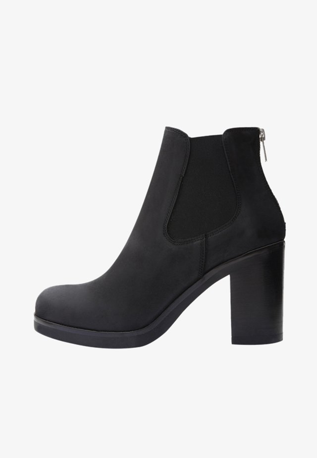 LILIANA - Bottines à talons hauts - black