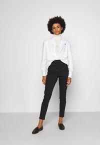 Polo Ralph Lauren - LONG SLEEVE BUTTON FRONT - Button-down blouse - white - 1