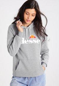 Ellesse - TORICES - Hoodie - ath grey - 0