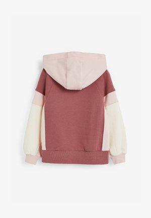 Teplákové kalhoty - mottled light pink