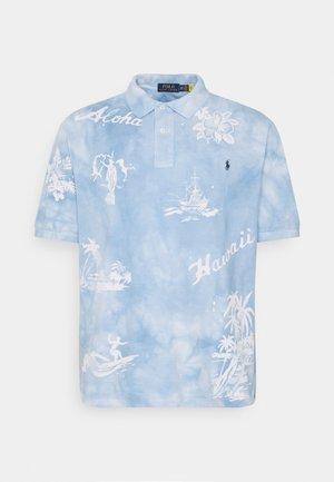 BASIC - Polo shirt - french blue