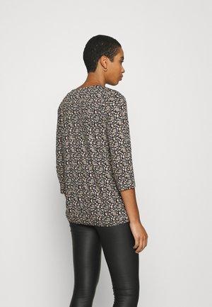 SC-FELICITY  - Long sleeved top - black combi