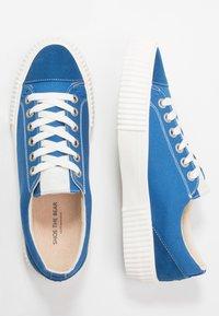 Shoe The Bear - BUSHWICK - Trainers - blue - 1
