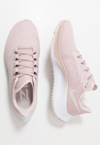 Nike Performance - AIR ZOOM PEGASUS 37 - Zapatillas de running neutras - champagne/barely rose/white - 1