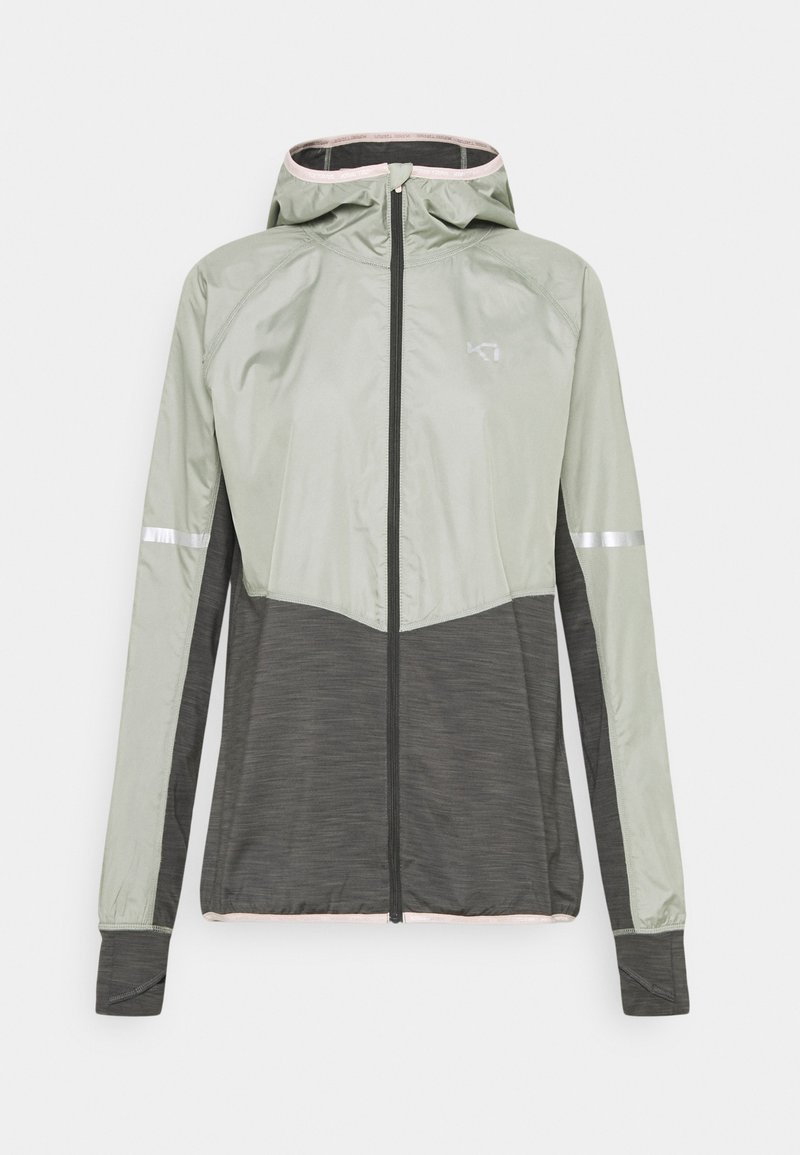 Kari Traa - JULIE HOOD - Outdoor jacket - slate