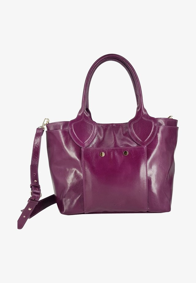 Shopper - violet