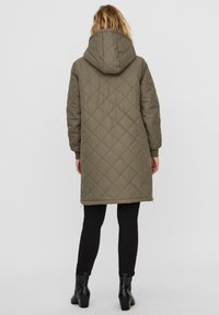 Vero Moda - Winter coat - bungee cord - 2