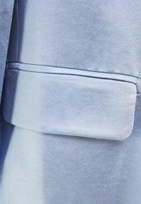 Bershka - Blazer - light blue - 5