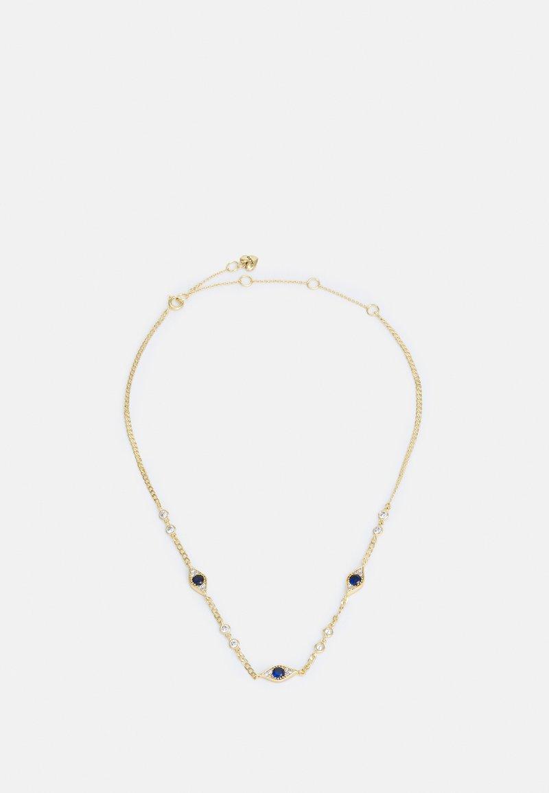 ALDO - ADWAREDIA - Necklace - dark blue/gold-coloured