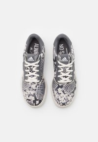 adidas Golf - ADICROSS RETRO RIPSTOP - Golfové boty - core white/grey four/footwear white - 3