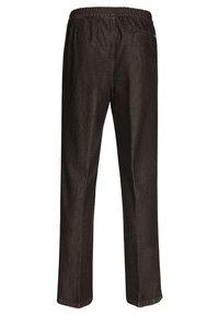 Brühl - GUSTAV - Trousers - black - 1