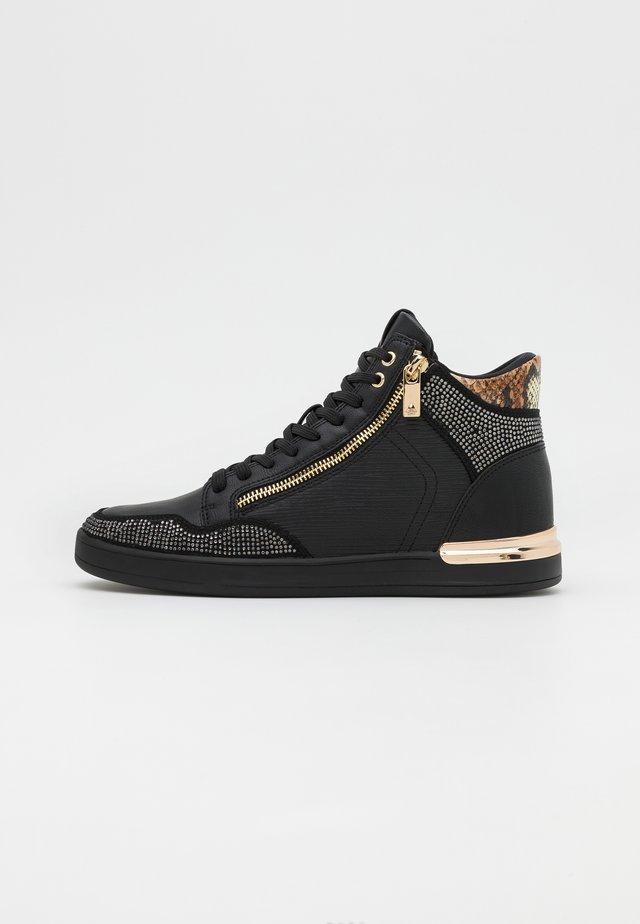 SAUERBERG - Sneakers hoog - black