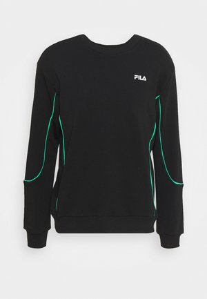 ADIL CREW - Sweater - black