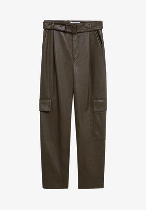 WILD - Trousers - khaki