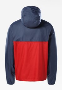The North Face - M CYCLONE ANORAK - Windbreaker - vintage indigo/rococcored - 1