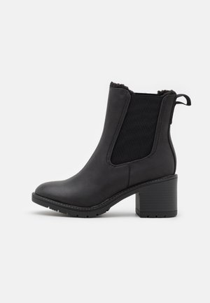 VEGAN CADILI - Classic ankle boots - black