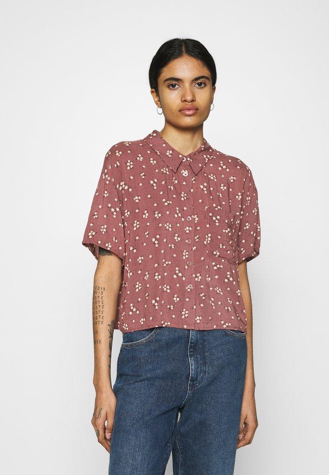 CORE CROP  - Skjorta - purple