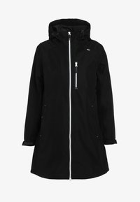 Helly Hansen - LONG BELFAST JACKET - Outdoor jacket - black - 5