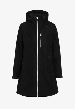 LONG BELFAST JACKET - Giacca outdoor - black