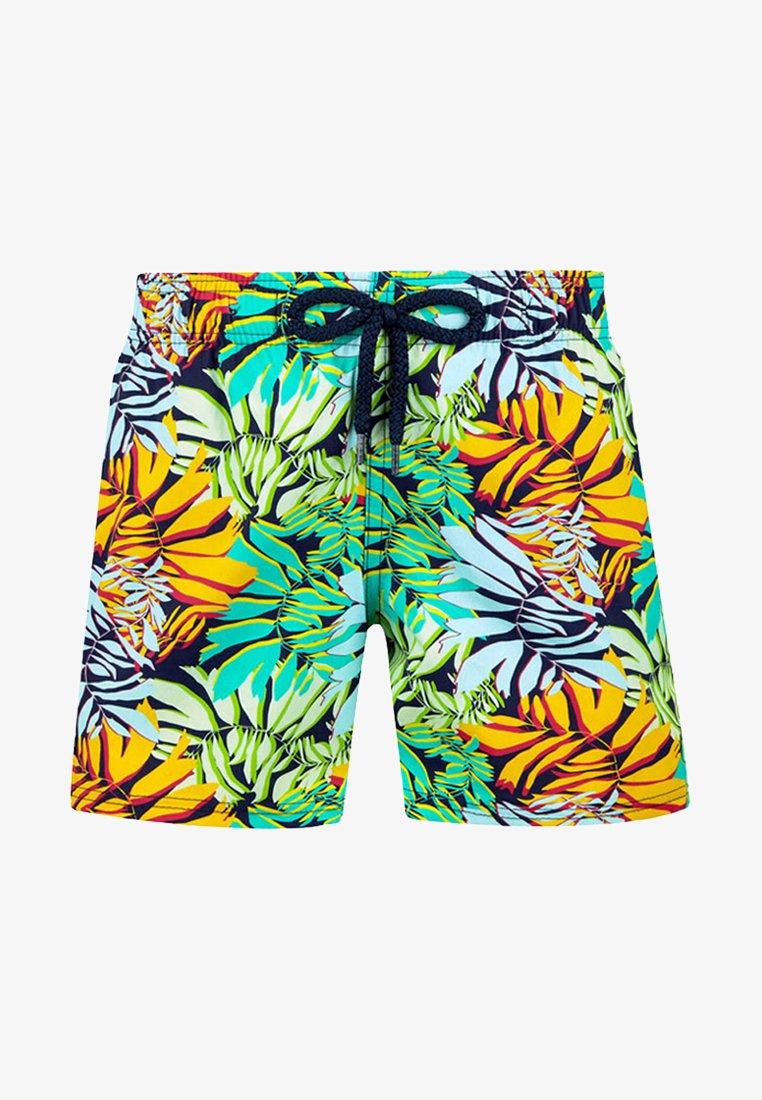 Vilebrequin - JUNGLE - Swimming shorts - midnight blue