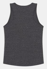 Nike Sportswear - Top - black heather/white - 1