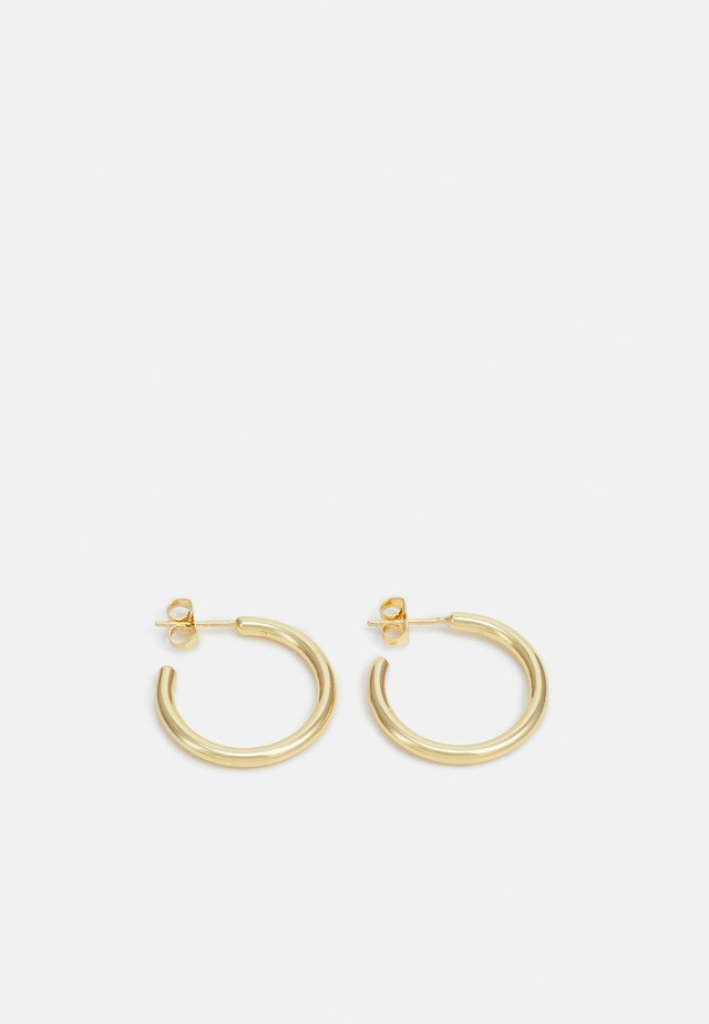 CORE - Earrings - gold-coloured