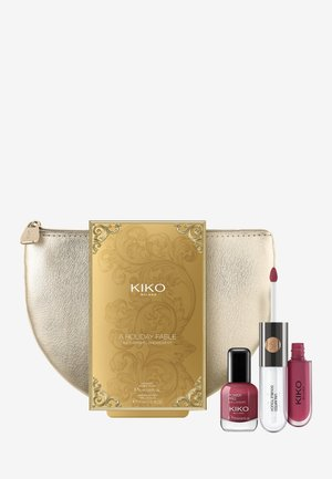 A HOLIDAY FABLE ALL IS BRIGHT LONGWEAR KIT - Makeup set - 02 elegant allure