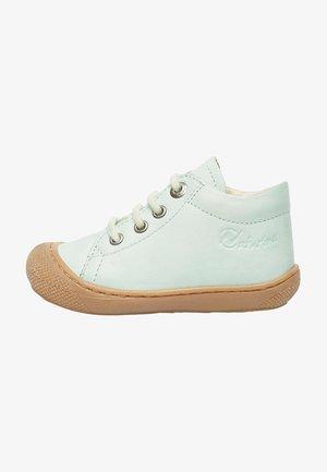 First shoes - azurblau