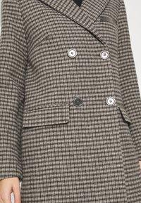 Mos Mosh - HELLA CHECK COAT - Classic coat - wet weather - 4