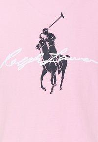 Polo Ralph Lauren - T-shirt imprimé - carmel pink - 5