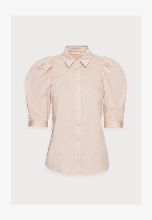 HEYA SHIRT - Button-down blouse - sandstone