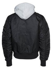 Alpha Industries - Kurtka Bomber - black - 1