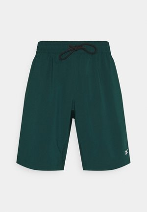 SHORT - Sports shorts - dark green