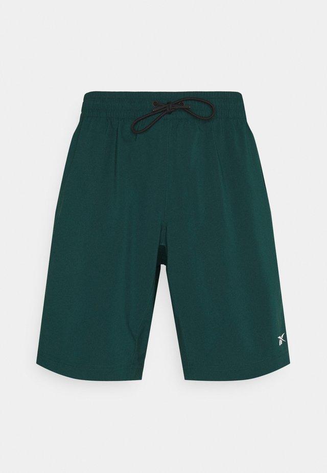 SHORT - Short de sport - dark green